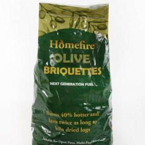 Homefire Olive briquettes, 10kg de la marque CPL image 0 produit