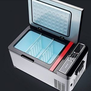 Hongxj 17.3L Réfrigérateur De Voiture Réfrigérateur Maison Double Compresseur De Voiture Petit Mini Réfrigérateur Congélateur de la marque Hongxj image 0 produit