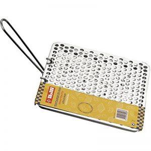 Ibili 810400 Grille-Pain, Aluminium, Argent, 17 cm, 20.8 x 20.39 x 1.8 cm de la marque Ibili image 0 produit