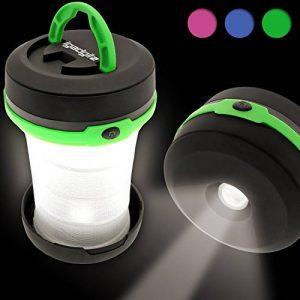 igadgitz 3 en 1 LED Camping Lampe Télescopique de Poche Lanterne Pliable Randonnée de la marque igadgitz image 0 produit