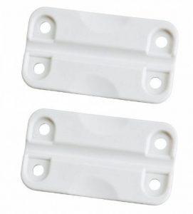 Igloo Blanc Charnières pour Ice coffres (1paire) de la marque Igloo image 0 produit