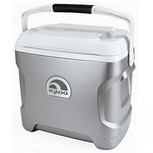 iGloo Iceless 28autonome 40can (s) Gris, Blanc Refroidisseur de boisson–rafraîchisseur de boissons (autonome, gris, blanc, haut, 40can (s), 26L, 327mm) de la marque Igloo image 0 produit