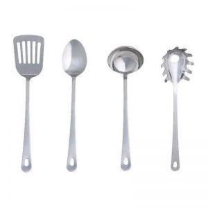 IKEA Grunka - 4 pièces ensemble d'ustensiles de cuisine en acier inoxydable de la marque Ikea image 0 produit