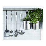 IKEA Grunka - 4 pièces ensemble d'ustensiles de cuisine en acier inoxydable de la marque Ikea image 1 produit