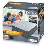 Intex Matelas gonflable - Comfort-Plush Elevated Queen - 203x152x46 cm de la marque Intex image 2 produit