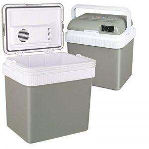 Jago Glacière électrique pour voiture et prise AC/DC, 23l contenu ((L/B/H): env. 40/30/44cm) avec fonction maintien au chaud avec SGS GS de la marque Jago image 0 produit