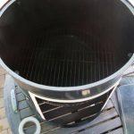 Joint FireBlack résistant à la chaleur pour bouilloire Weber, 37, 47, 57cm et toutes les Smokey Mountains de la marque Pro Smoke image 1 produit