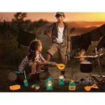 Jouets d'Imitation Jeux de Camping Pretend Play Camp Pour les Garçons et les Fillest de 3 ans et Plus de la marque F.D.E image 6 produit