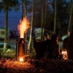 Kelly Kettle et Camp Poêle Ensemble: Comprend.... Nouveau modèle en acier inoxydable 'Base Camp' 1.6ltr Kelly Kettle® + Réchaud Hobo + batterie de cuisine en acier inoxydable (tous les). bouilloire de camping et Camp Poêle dans une. Ultra Rapide léger à image 4 produit