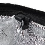KING DO WAY 30L Sac Piquenique Isotherme Pliable Portable Glacière Panier Pour Piquenique Repas Déjeuner Voyage Transport De Nourriture Picnic Bag Noir 46cmX28cmX24cm de la marque KING DO WAY image 4 produit