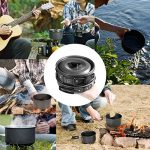 kit cuisine camping TOP 11 image 2 produit