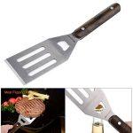 Kit Ustensiles Barbecue, en acier inoxydable - avec mallette, 4 pièces, 12 mois de garantie de la marque ccbetter image 1 produit