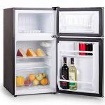 Klarstein Big Daddy Cool Autonome 80L A+ Acier inoxydable réfrigérateur-congélateur - Réfrigérateurs-congélateurs (80 L, N-ST, 39 dB, A+, Acier inoxydable) de la marque Klarstein image 1 produit