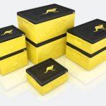 KÄNGABOX Expert GN1/2–Caisse Thermique pour usage commercial (Idéal pour transport et isolant de plats Gastronorm) de la marque KÄNGABOX image 2 produit