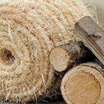 KohliBri Allume-feu en laine écologique, 3 kg de la marque Genussgriller Kleimann image 3 produit
