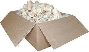 KohliBri Allume-feu en laine écologique, 3 kg de la marque Genussgriller Kleimann image 0 produit