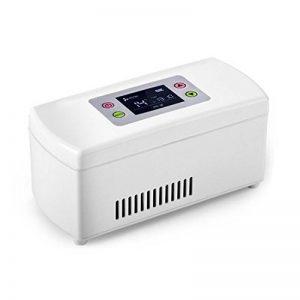 L&Z Caisson De Refroidissement Électrique En Aluminium Pour Voiture Et Prise De Courant 12/24/230 V Réfrigérateur Classe Énergétique A ++ de la marque L&Z image 0 produit