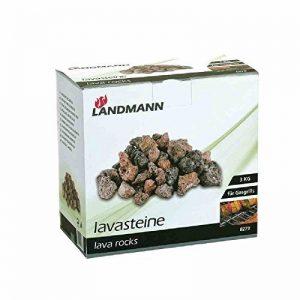 Landmann 273 Carton de 3 kg de Roches Volcaniques de la marque LANDMANN image 0 produit