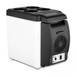 Lanxi 12V voiture chauffe-6L frigo électrique portatif réfrigérateur refroidisseur boîte de refroidisseur de la marque Lanxi image 0 produit