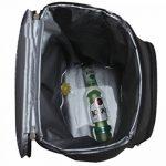 LemonGirl 18-20L Hiking Backpack Cooler Bag Insulated Large Camping Backpack for Men Women Travel Picniic Lunch une glacière de la marque LemonGirl image 2 produit
