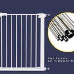 Les Portes De Sécurité Des Enfants Avec Des Portes De Compagnie D'animal Familier Portes Supplémentaires Larges Et Grandes Pour Des Escaliers Parc De Clôture De Cheminée Pour Des Bébés de la marque Barriere enfant image 4 produit