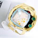 Lifewit Sac Isotherme Portable Sac 7L à Déjeuner pour Repas Protection de Fraîcheur, Rayure Navale de la marque Lifewit image 4 produit