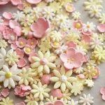 LIHAO Ensemble des ustensiles pour décoration de gâteau/emporte-pièces avec poussoirs/tampons fleurs, feuilles et diverses formes (ensemble de 46pcs) de la marque LIHAO image 4 produit