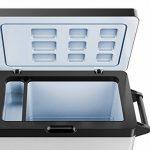 LIQICAI Glacière Électrique Portable Mini Réfrigérateur Réfrigération Grande capacité un camion voiture maison 3 scènes disponibles, La température de refroidissement peut être réduite à -25 ° C ( taille : 17.3L ) de la marque LIQICAI-BINTONG image 2 produit