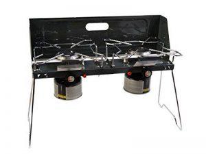 Livinxs® Cook-X réchaud à gaz, 2 feux , pliable, avec sac de transport. de la marque Livinxs® image 0 produit