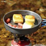 Lixada Cuisinière à gaz Pliable de Poêle de Gaz de Poêle de Gaz de Poêle de Plein Air avec Allumage Piézo-électrique de la marque Lixada image 4 produit