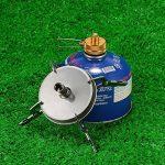 Lixada Gazinière Camping Ultralégeren plein air Portatif Randonnée Pédestre de Pique-nique de Cuisine Poêle de la marque Lixada image 1 produit