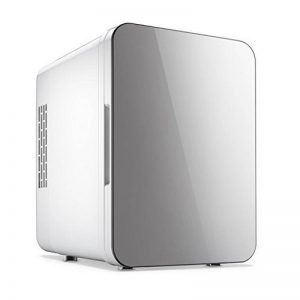 LJ 4L Silent Mini réfrigérateur réfrigérateur et chauffe ( Couleur : Gris ) de la marque Réfrigérateur voiture image 0 produit