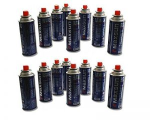 Lot de 28cartouches 227ml pour réchaud de camping gaz bouteille de Cartouche de gaz butane pour réchaud à gaz/Gaz Four de la marque TRENDSKY image 0 produit