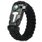 Lot de 4bracelets Paracord - Kits de bracelet de survie Kiwiker de la marque Kiwiker image 2 produit