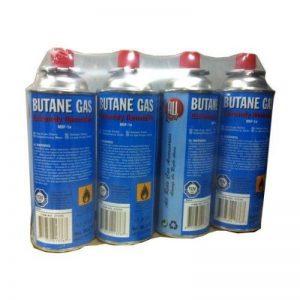 Lot de 4 Cartouches recharge gaz 227g MSF-1a de la marque All Ride image 0 produit