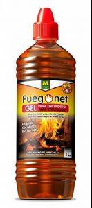 Masso 231016–Gel pour allume-feu 500ml Gamme Fuegonet de la marque FUEGO NET image 0 produit