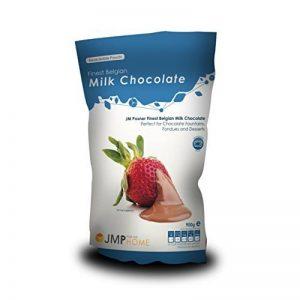 Meilleur lait Chocolat Belge sac 900kg - Adapté pour une fontaine de chocolat et une fondue au chocolat de la marque JM Posner Simply Entertaining image 0 produit