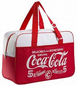 Meliconi Coca Cola Classic Sac isotherme 24Lt, 600d PU, Rouge/Blanc, 45x 18x 31cm de la marque Meliconi image 0 produit