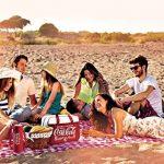 Meliconi Coca Cola Classic Sac isotherme 24Lt, 600d PU, Rouge/Blanc, 45x 18x 31cm de la marque Meliconi image 2 produit