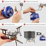 mini barbecue gaz camping TOP 4 image 4 produit