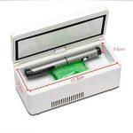 Mini Insuline Boîte Réfrigérée Véhicule Portable Médicaments Réfrigérateur Refroidisseur Intelligent Rechargeable 2-25 ° C de la marque Hongxj image 1 produit