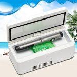 Mini Insuline Boîte Réfrigérée Véhicule Portable Médicaments Réfrigérateur Refroidisseur Intelligent Rechargeable 2-25 ° C de la marque Hongxj image 4 produit