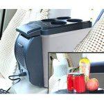 Mini Réfrigérateur 6L DC 12V Réfrigérateur de Voiture 2 en 1 Boîtes de Réfrigération/Incubateur Auto Camping Glacière Seau à Glace avec Sangle portable pour Voiture Maison, Bureau, Hôtel ou Dortoir de la marque Sun image 5 produit