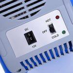 Mini Réfrigérateur 7.5L DC 12V Réfrigérateur de Voiture 2 en 1 Boîtes de Réfrigération/Incubateur en ABS AlimentaireAuto Camping Glacière Seau à Glace avec Sangle portable pour Voiture Maison, Bureau, Hôtel ou Dortoir de la marque Sun image 2 produit