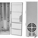 Mini USB Frigo Silencieux Réfrigérateur MiniBar Congélateur de table Refroidisseur / Chauffage pour Maison Bureau Voiture Voyage de la marque Yosoo image 3 produit
