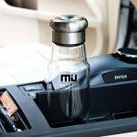 MIU COLOR® Bouteille En Verre Borosilicate Portable Bouteille Auto Avec Manchon En Néoprène (550Ml) de la marque MIU COLOR image 4 produit