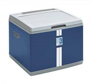 Mobicool B40 HYBRIDE Glacière-Conservateur électrique et à compression, 38L, 12/230V, 20°C en dessous de la température ambiante, p510xh450xl520mm, Norme FR, [Classe énergétique A+] de la marque Mobicool image 0 produit