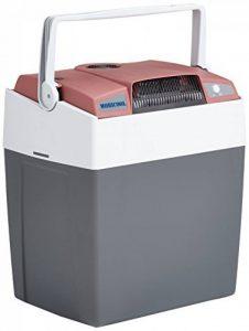 Mobicool G30ACDC Glacière électrique portable rouge/gris, 29L, 12/230V, 18°C en dessous de la température ambiante, p396xh445xl296mm, port USB, Norme FR, [Classe énergétique A+++] de la marque Mobicool image 0 produit