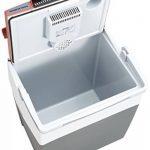 Mobicool G30ACDC Glacière électrique portable rouge/gris, 29L, 12/230V, 18°C en dessous de la température ambiante, p396xh445xl296mm, port USB, Norme FR, [Classe énergétique A+++] de la marque Mobicool image 2 produit