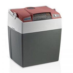 Mobicool G30DC Glacière électrique portable rouge/gris, 29L, 12V, 18°C en dessous de la température ambiante, p396xh445xl296mm, port USB de la marque Mobicool image 0 produit
